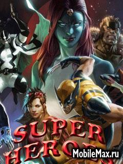 Super Hero Quiz Game